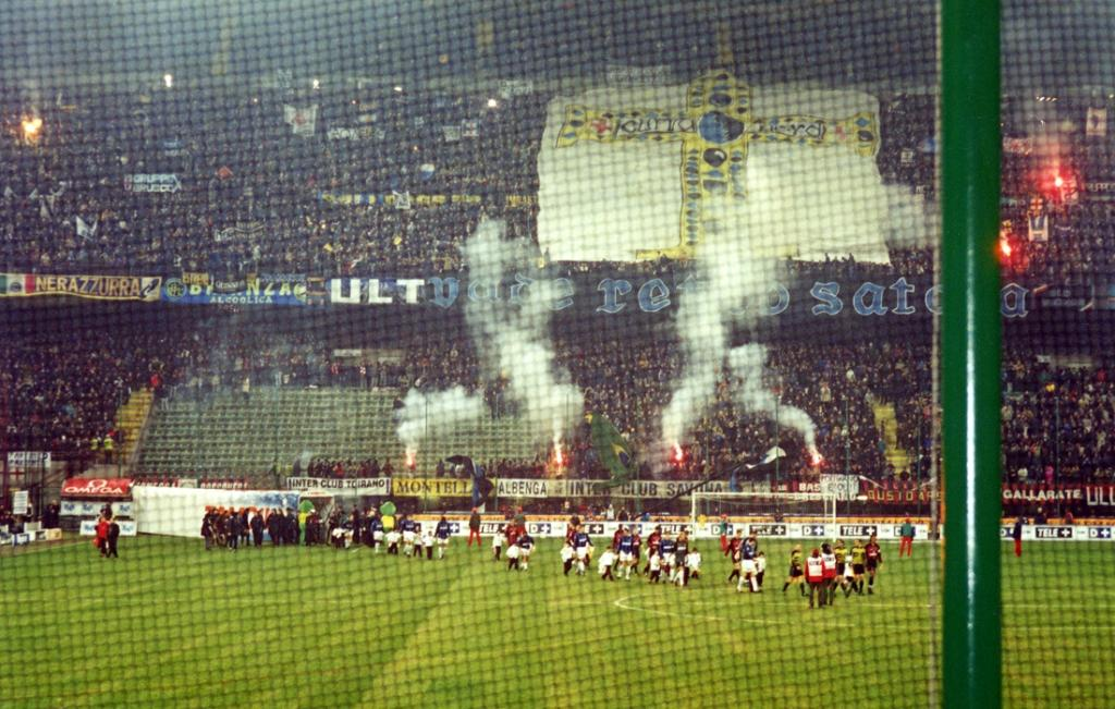 AC Inter Tifo 2002