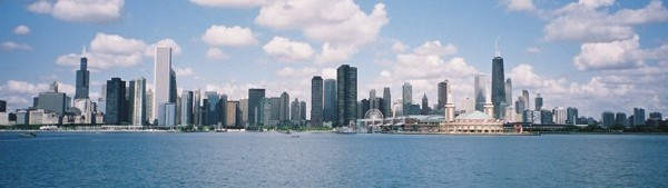 Chicago Skyline 3