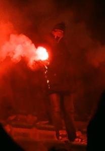 Inter fan flare