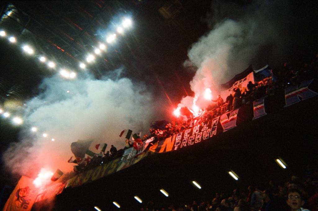 Inter v Ajax