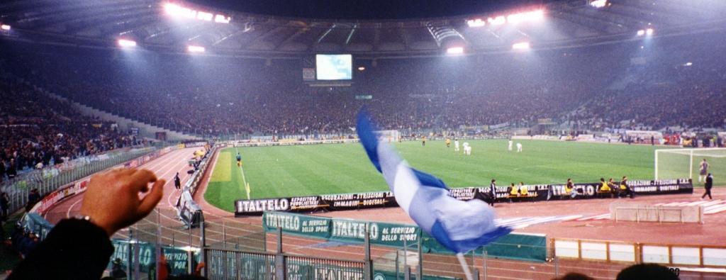 Lazio v Inter 2001
