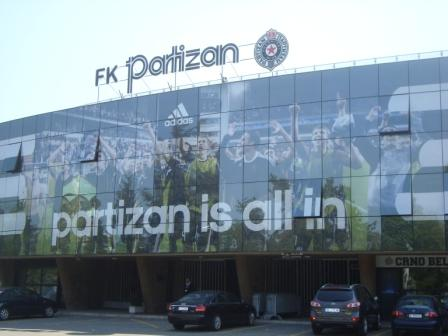Partizan Is All In