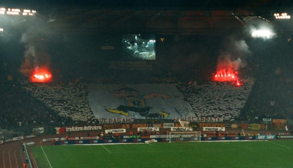Roma Tifo1