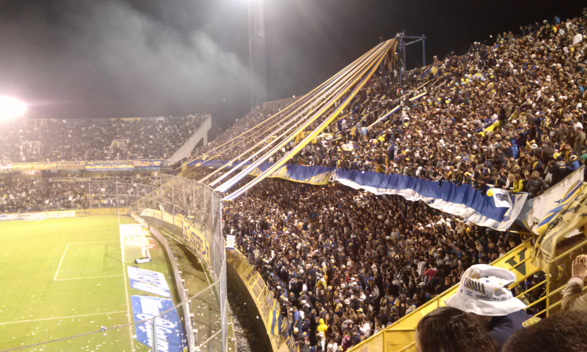 Rosario, Central in the Universe   Look At These Scenes