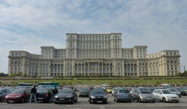 Parliament-Buliding-Bucharest-Romania