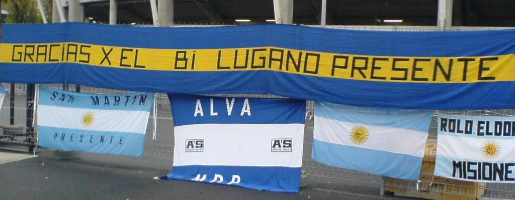 Argie Flags a