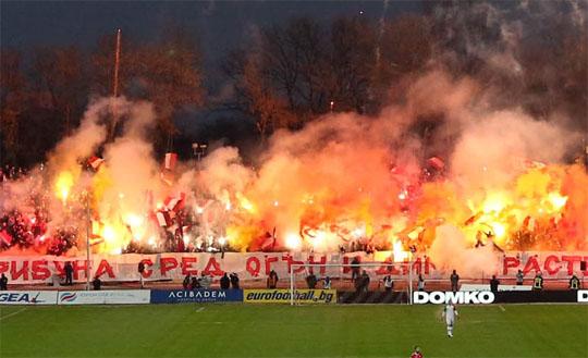 CSKA Sofia v Ludogrets
