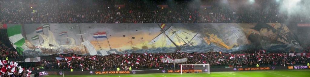 Feyenoord v Sevilla
