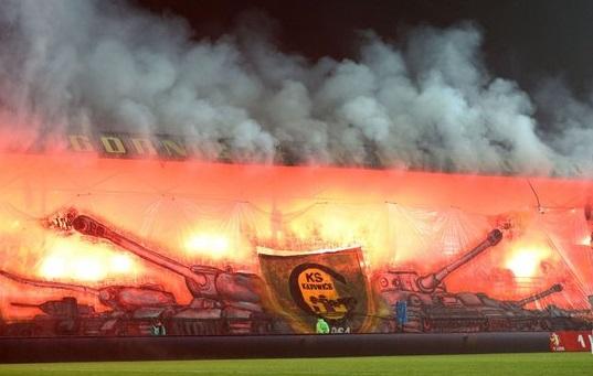 GKS Katowice v GKS Tychy a