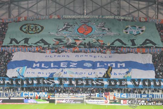 Marseille v Lens