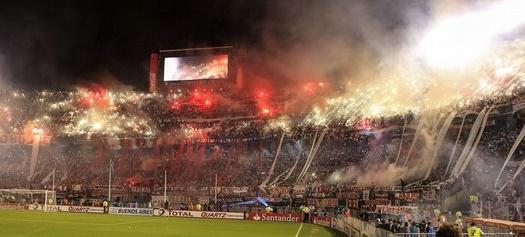 River Plater v Atletico Nacional A