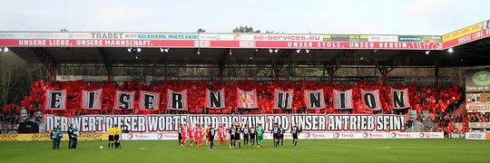 Union Berlin v FSV Frankfurt