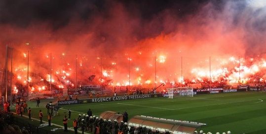 PAOK a