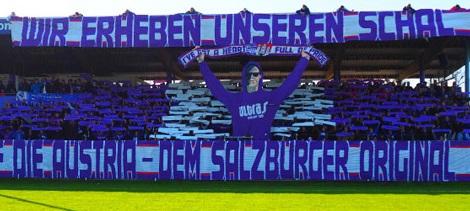 A Salzburg v TSV Nuemarkt a