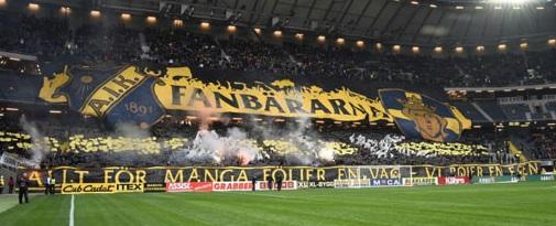 AIK v Hammarby a