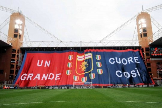 Genoa v Cesena