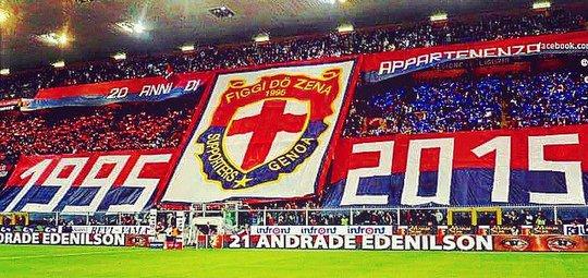 Genoa v Inter