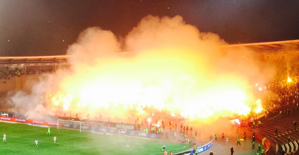 Partizan Pyro A1